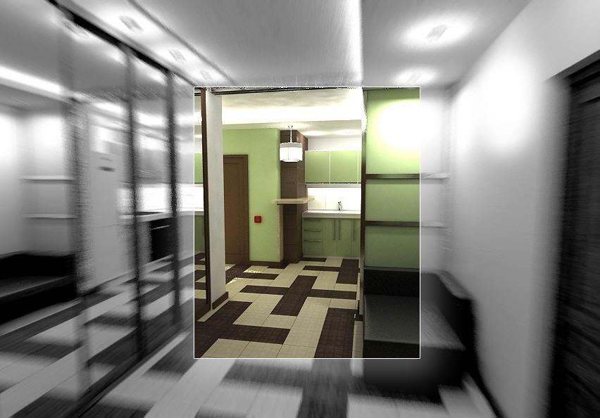 Заказать Авторский дизайн квартиры
