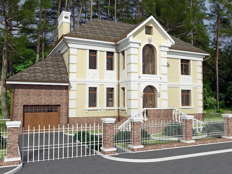 Заказать Услуги архитектора по проектированию частного дома