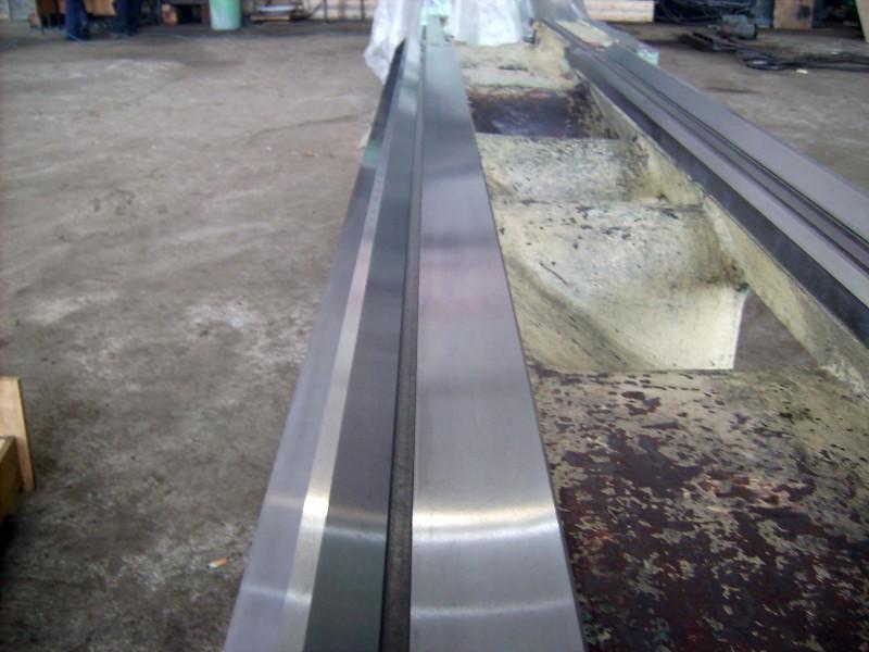 Заказать Шлифовка станин токарных станков (до 3,5 метров)