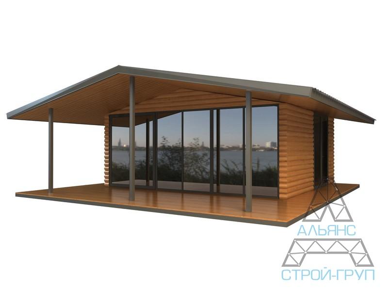 Замовити Будівництво дачних будиночків