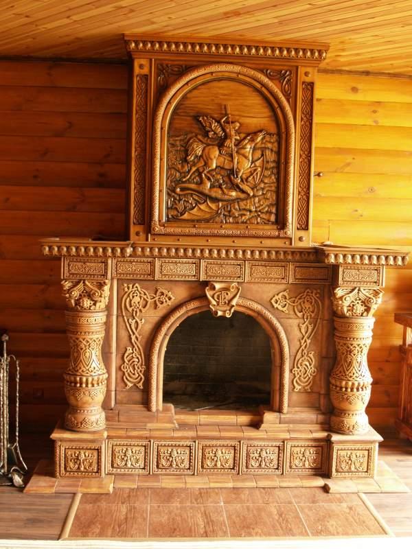 Заказать Камин старославянский