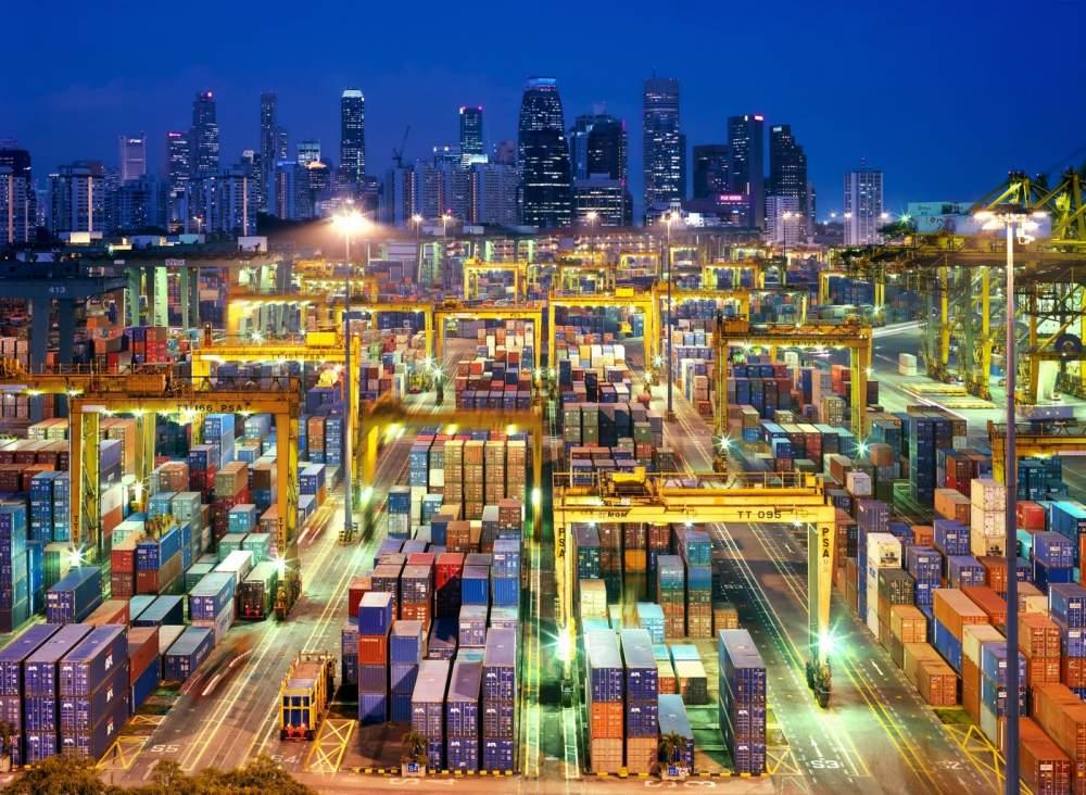 Order Forwarding of loads intra por