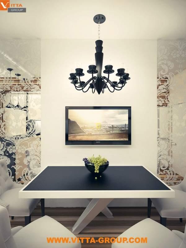 Заказать Дизайн интерьера в современном стиле Севастополь