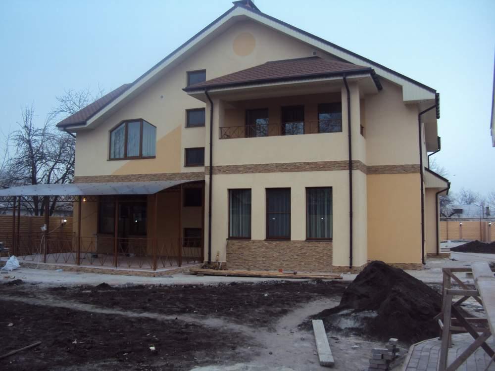 Заказать Строительство домов из газобетона
