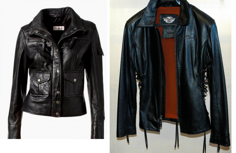 Как перешить кожаный пиджак
