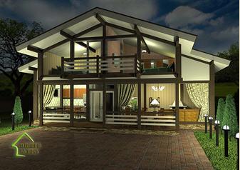 Проектирование каркасных домов.
