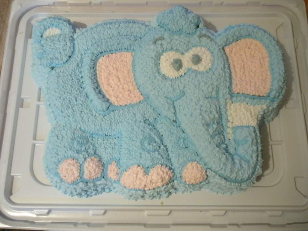 """Заказать Торт """"Слоненок"""""""