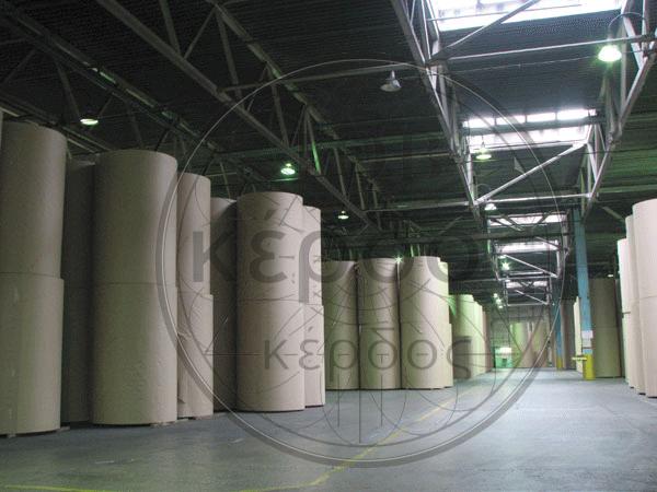 Заказать Производство гофрокартона листового трехслойного и пятислойного, белого и бурого цвета
