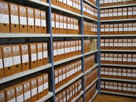 Заказать Уничтожение документов, архивирование, хранение.