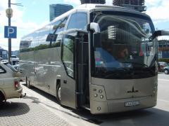 Заказать Поставка пасажирских автобусов МАЗ