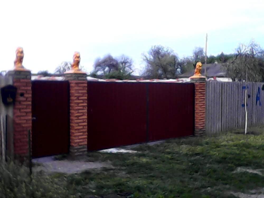 Изготовление ворот,калиток.