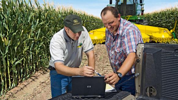 Заказать Обслуживание оборудования для сельского хозяйства
