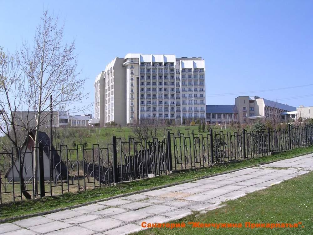 Заказать Лечение в санатории Жемчужина Прикарпатья, Трускавец