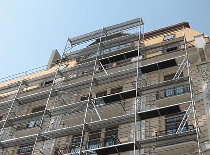 Заказать Реконструкция зданий, домов