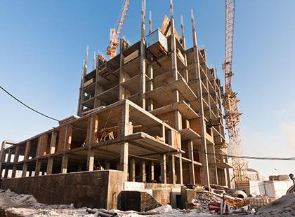 Заказать Строительство зданий, частных домов и коттеджей