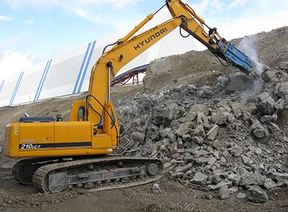 Заказать Демонтажные работы, демонтаж зданий