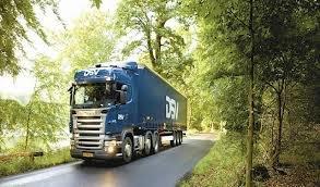 Заказать Перевозки контейнеров автотранспортом