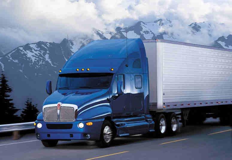 Автомобильная транспортировка грузов