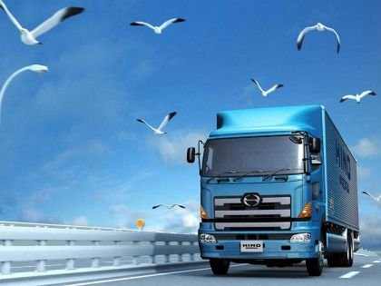 Transport logistic services for your company order in Kiev