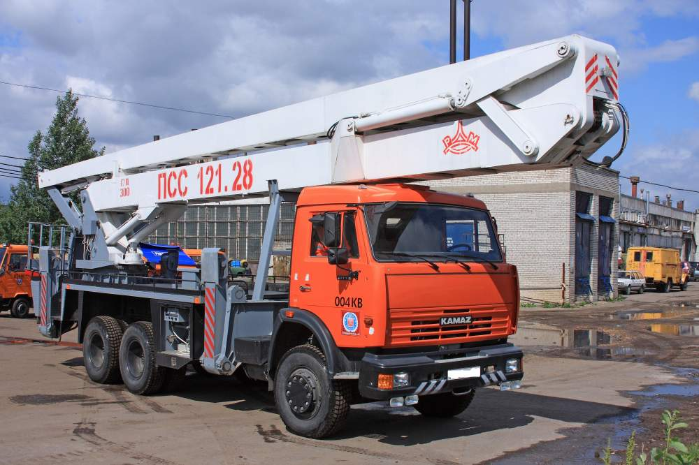 Заказать Услуги Автовышки 28 м