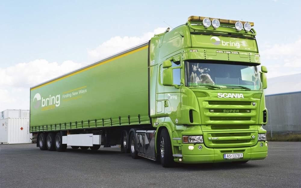 Перевозка тяжеловесных грузов автотранспортом