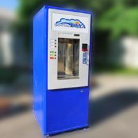 Заказать Автомат по продаже и розливу питьевой воды в тару потребителя ТМ «Здорова Вода», Установка вендинговых аппаратов