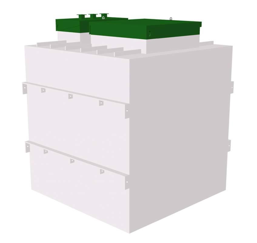 Заказать Автономная канализация цена ТОПАЭРО-6 П, Монтаж и реконструкция канализации