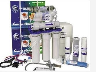 Замена фильтров для очистки воды