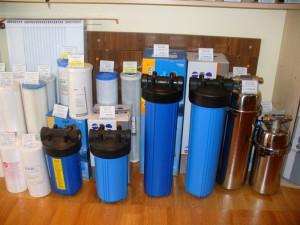 Заказать Замена питьевого фильтра воды