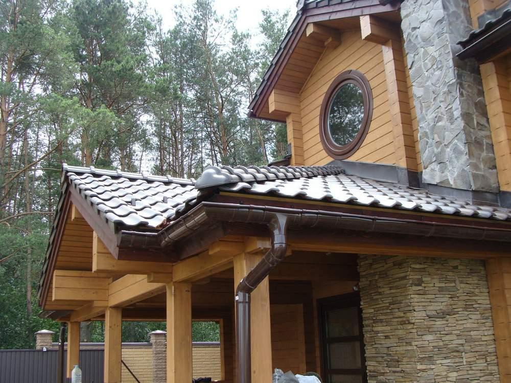Заказать Строительство домов деревянных