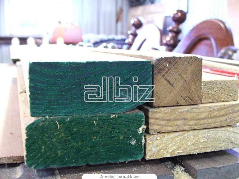 Заказать Деревопереработка, пиломатериалы сухие и свежеспиленные обрезные в полном ассортименте из ольхи и сосны1-2 сорта