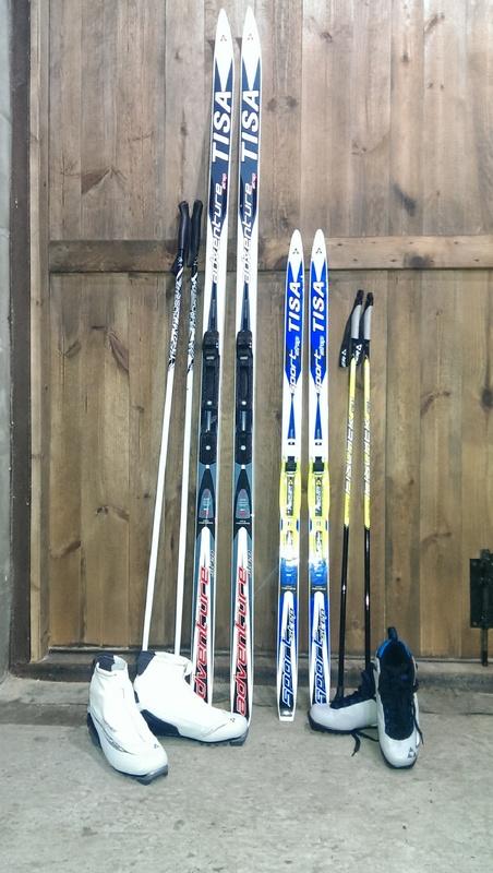 Заказать Беговые лыжи(ЗИМА)