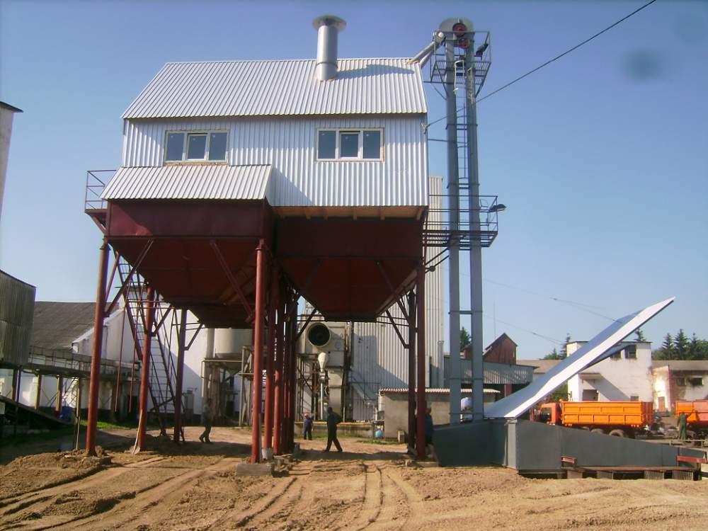 Заказать Строительство комплексов по очистке и сушке зерновых, мелкосемянных и других культур