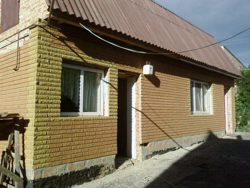 Строительство домов,гаражей,каминов,заборов с камня и кирпича.