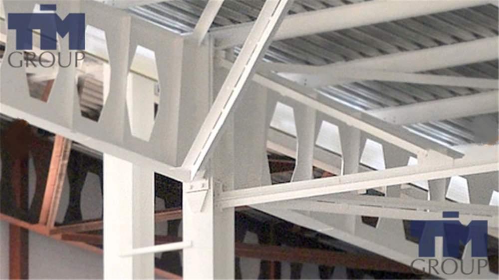Замовити Проектування ангарів з легких металоконструкцій