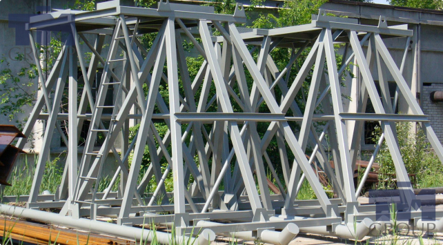 Заказать Доставка металлоконструкций