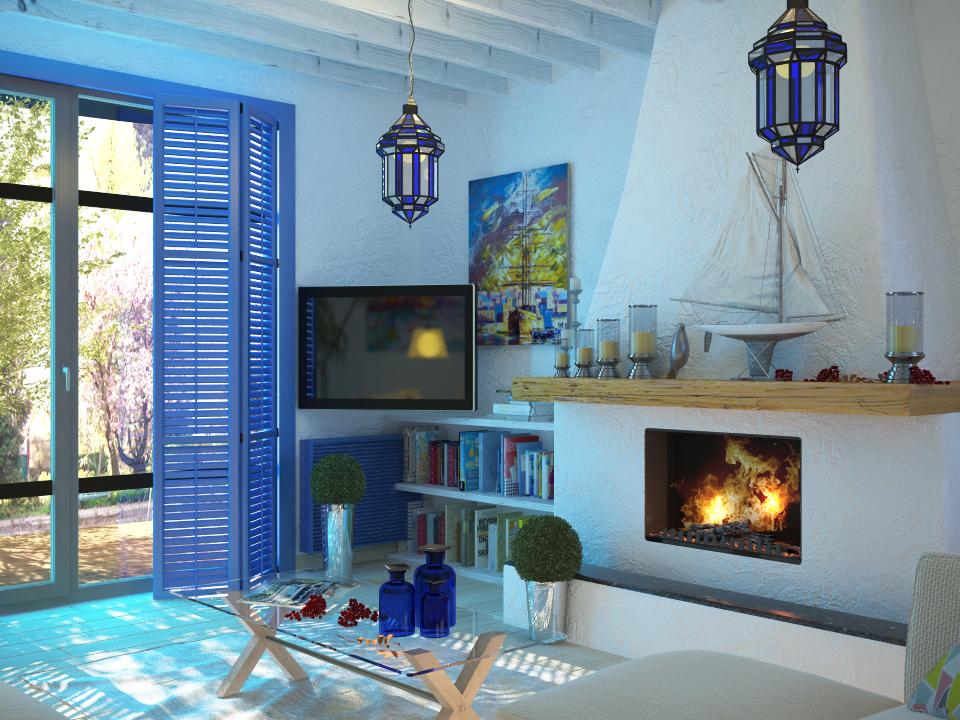 Заказать Дизайн квартиры в Германии, России и Израиле