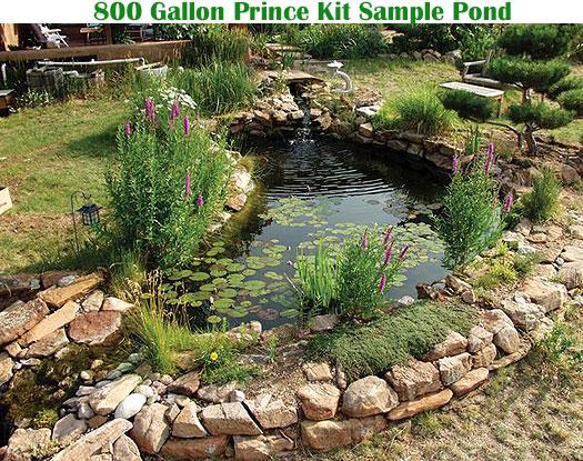 Заказать Искусственные водоемы, рулонный газон