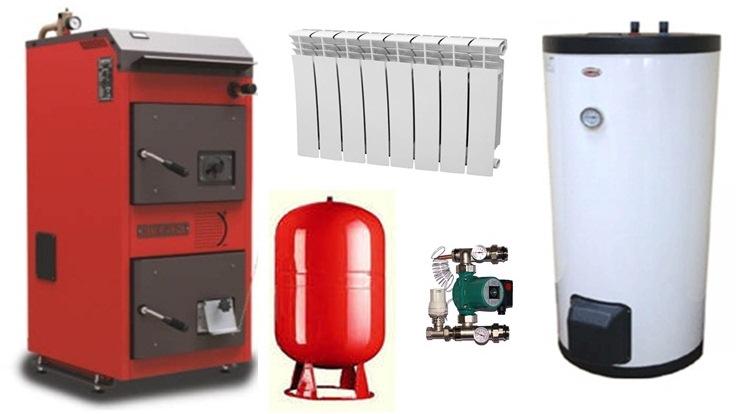 Заказать Монтаж современных систем отопления.