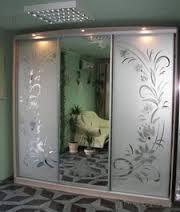 Заказать Матирование стекла с нанесением узоров