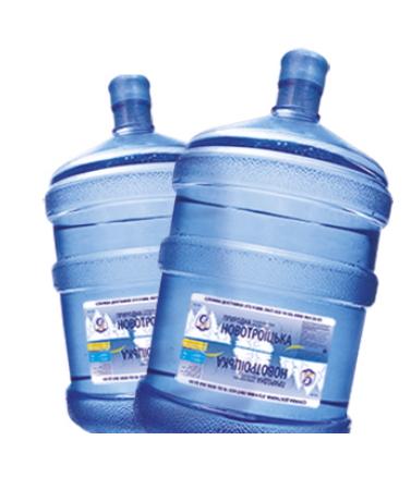 Заказать Доставка природной воды в Днепропетровске