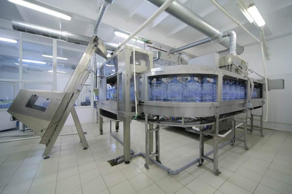 Заказать Производство и розлив минеральной воды