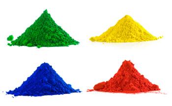 Заказать Покрытие порошковыми красками все цвета RALа