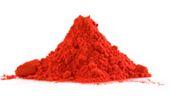 Заказать Покрытие порошковыми красками цвет красный