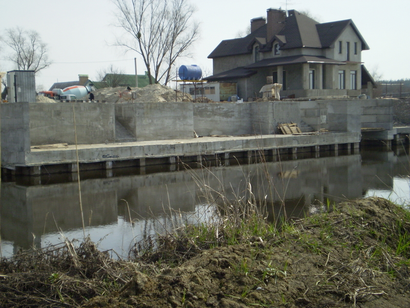 Берегоукрепление бетон купить балясины из бетона в севастополе