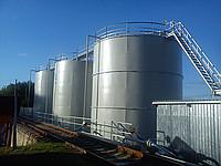 Заказать Строительство складов хранения жидких минеральных удобрений
