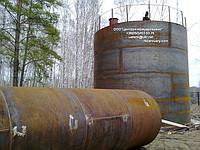 Заказать Изготовление резервуаров и монтаж РВС-200