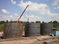 Заказать Изготовим резервуары под аммиачную воду