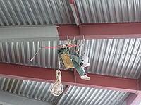 Заказать Грунтовка металлоконструкций и окрашивание