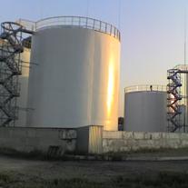 Заказать Строительство базы для хранения и отпуска нефтепродуктов